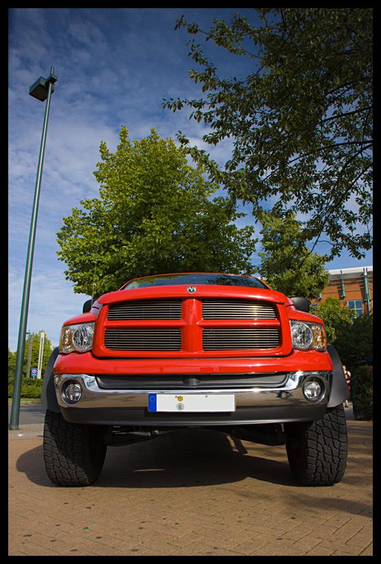 Dodge Ram Big Horn Edition