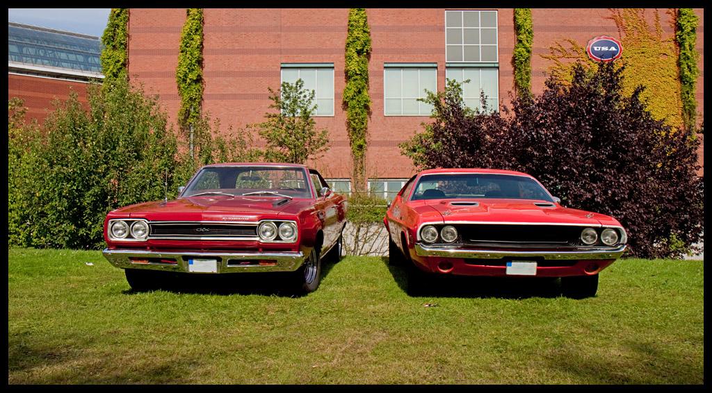 Plymouth und Dodge