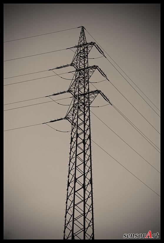 Mast - Drei