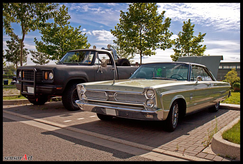 Pick-Up und Plymouth
