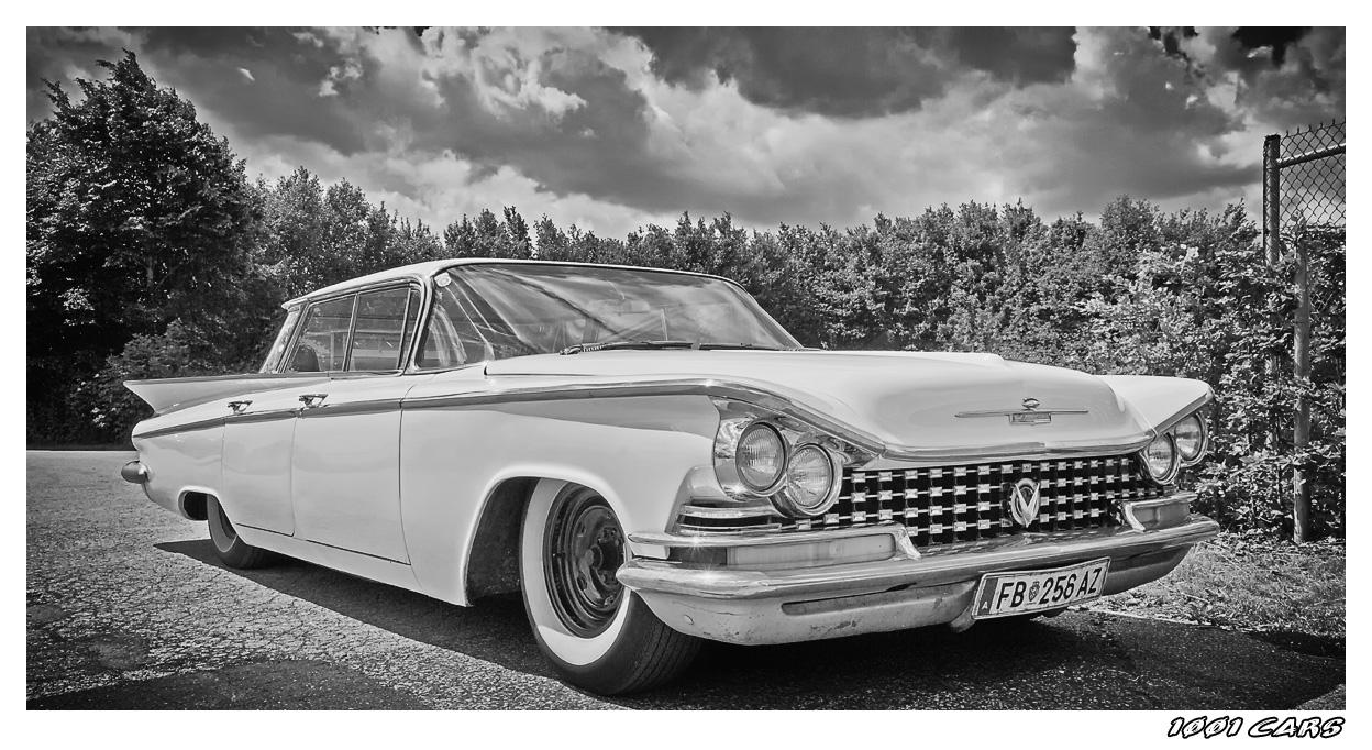 White Buick - II