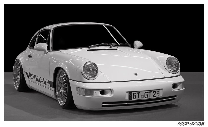 "Porsche Carrera 911 ""White Cat"""