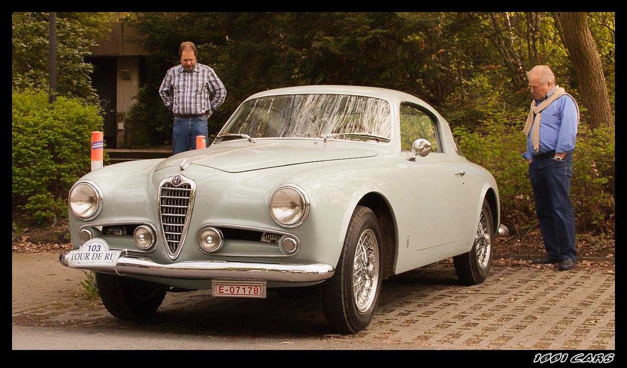 Alfa Romeo 1900 Pinin Farina