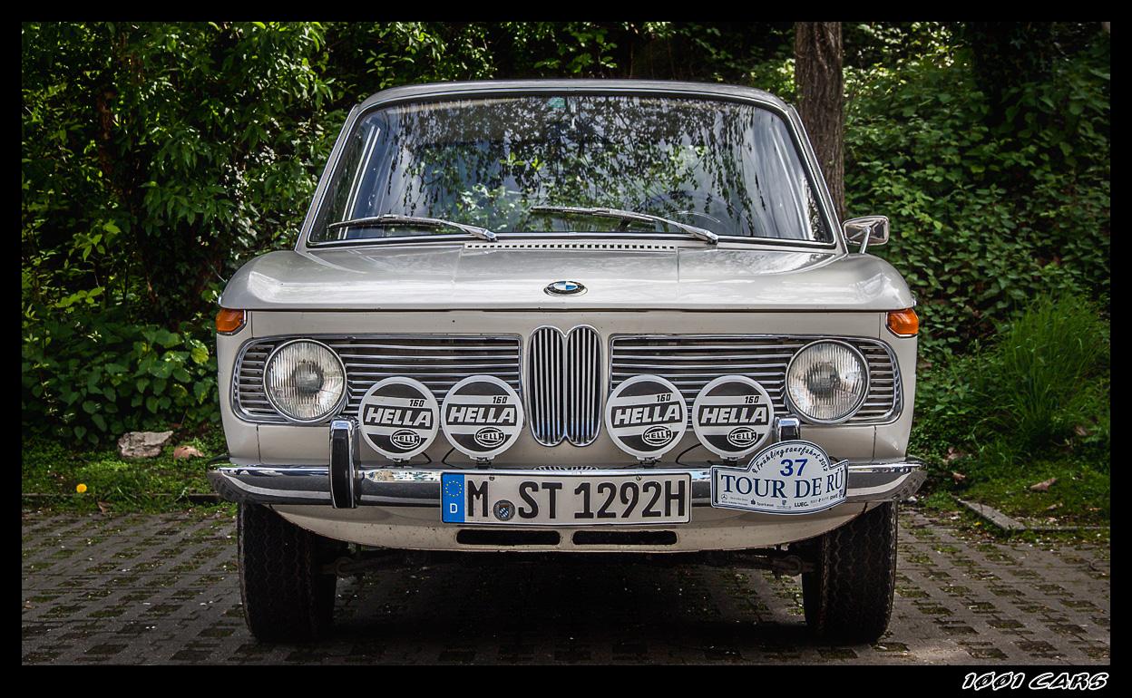 BMW 1800 TiSa - 1965