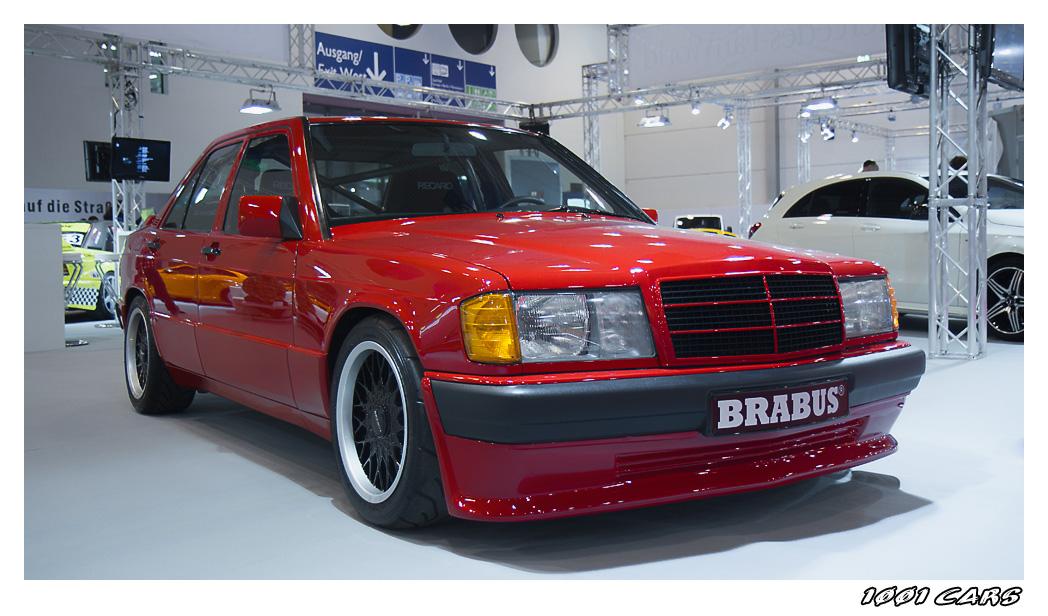 Benz - 190er - Brabus - I