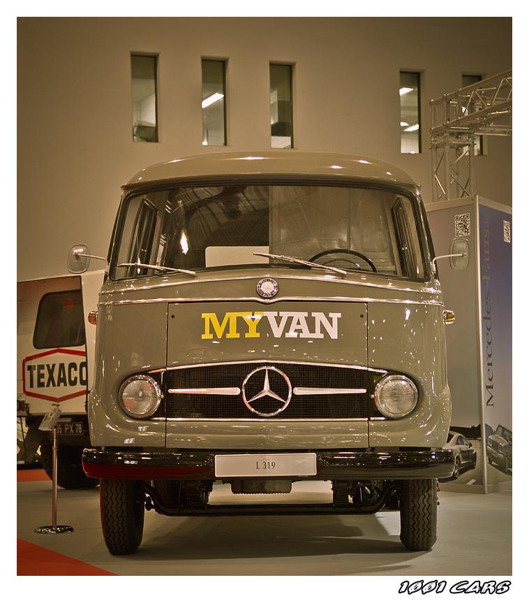 Benz L 319 - MyVan