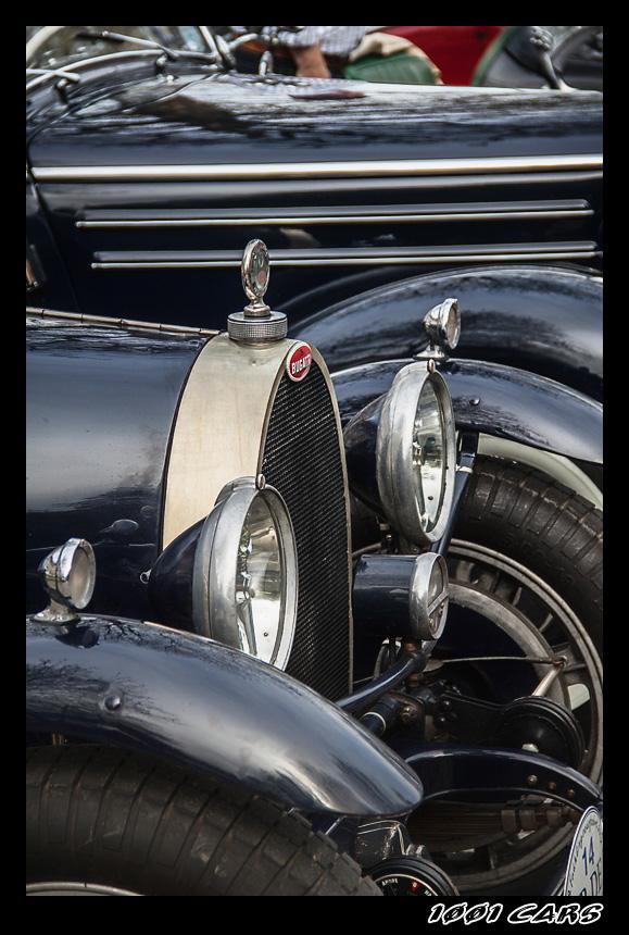 Bugatti 43 Grand Sport