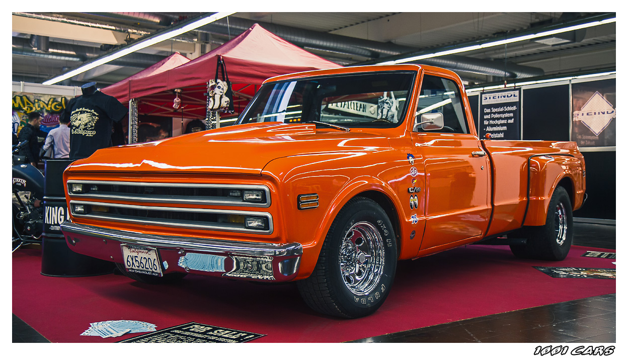 Custom Chevy C10