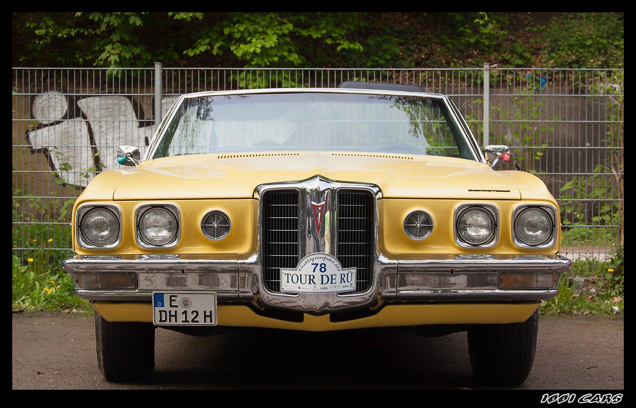 Pontiac Bonneville 455 - 1965