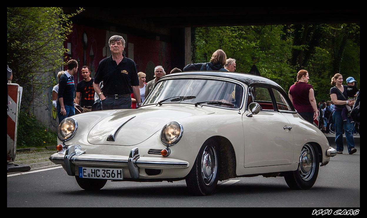 Porsche 356 Cabrio - 1963