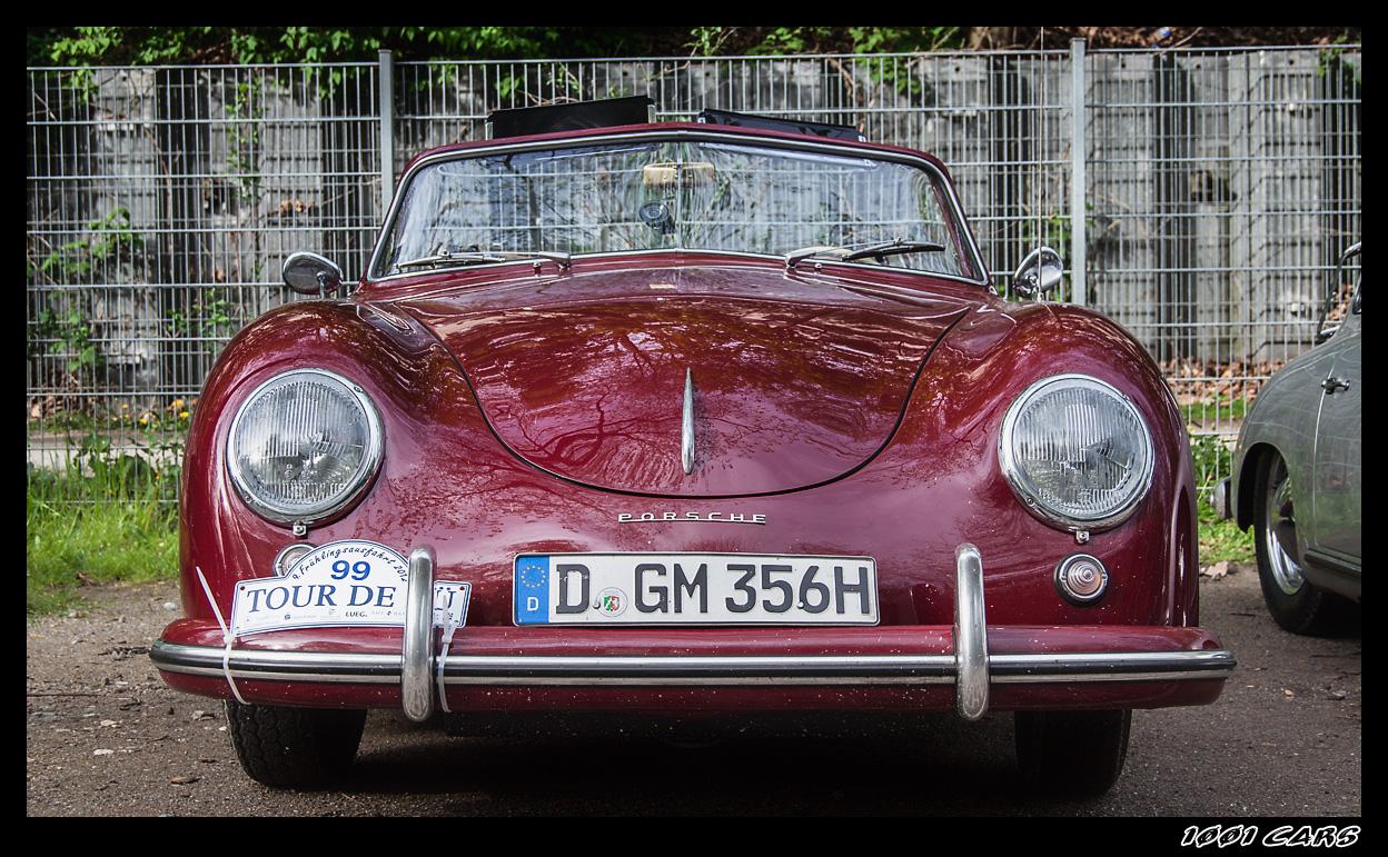 Porsche 356 Pre-A 1500 S - 1953