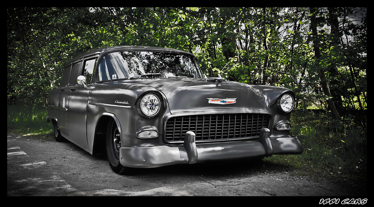 Chevrolet 55 4dr Station Wagon