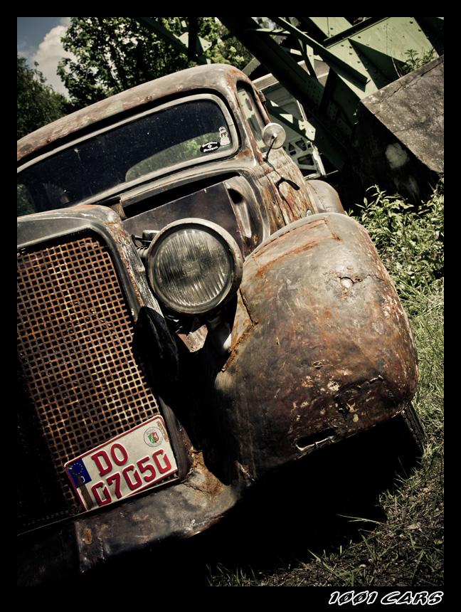 Rotten Daimler
