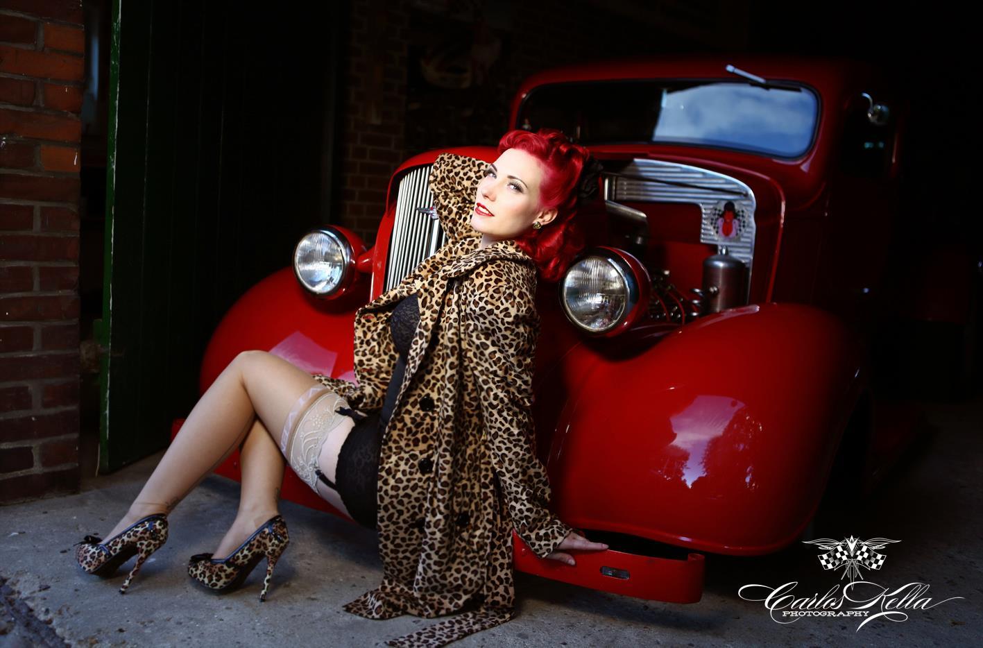 Nina von Horn - Hot Rod