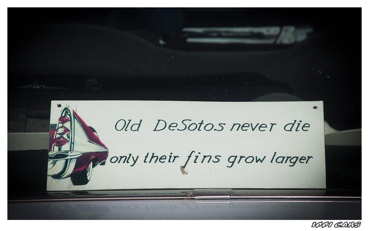 Old DeSotos