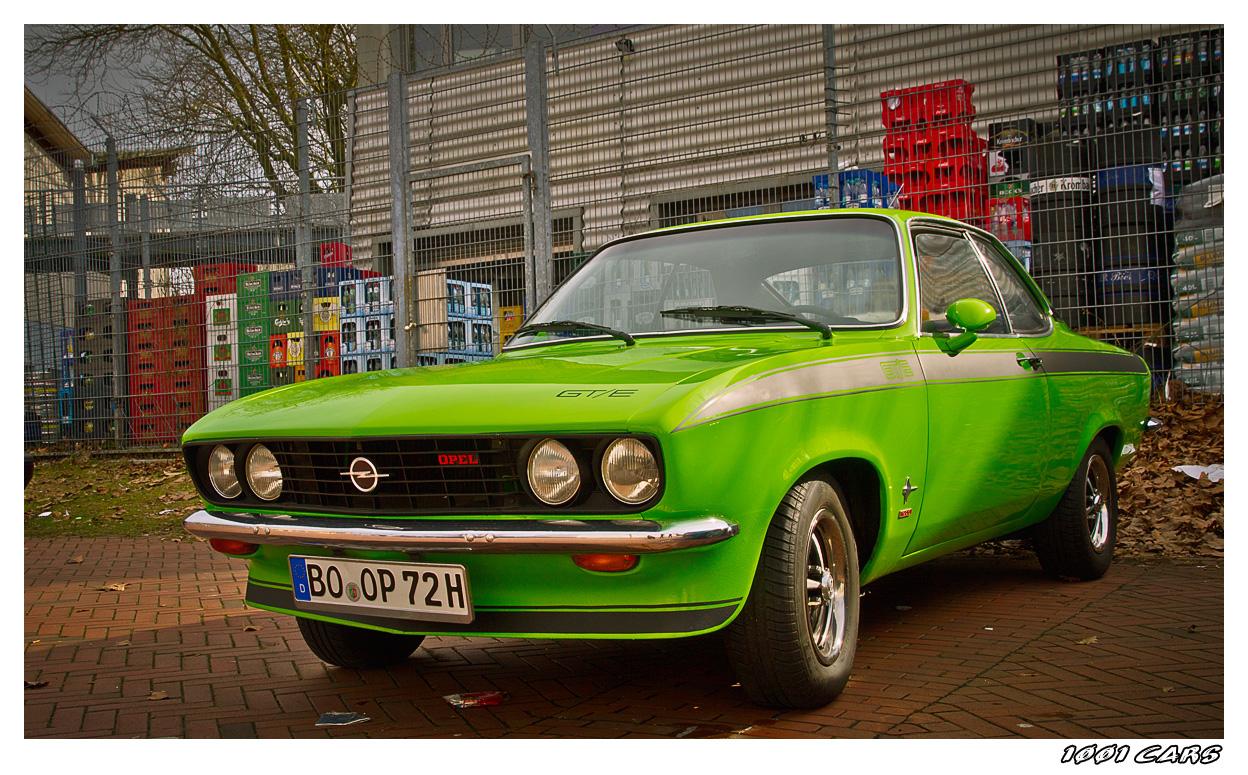 Opel Manta A GTE 1900