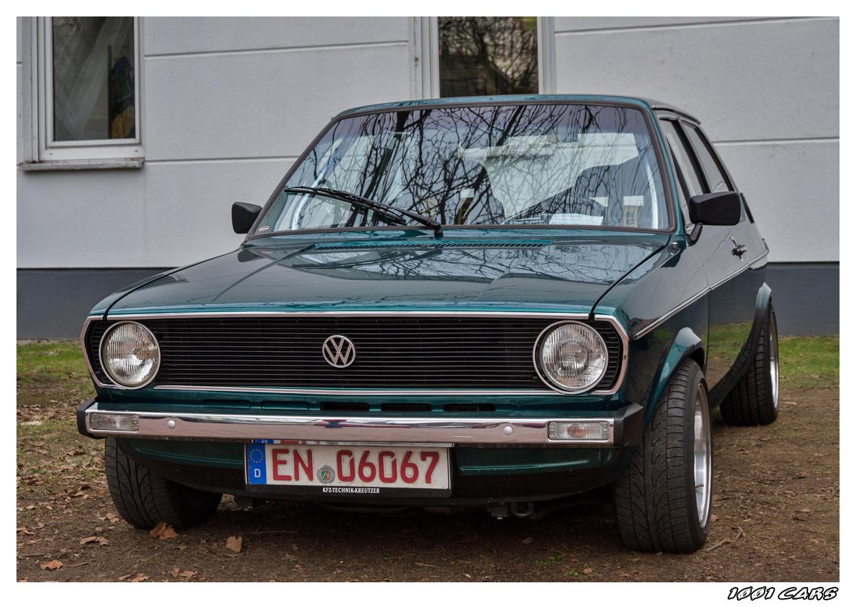 VW Polo I
