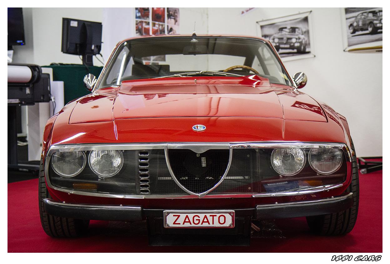 Alfa Romeo GT Junior Zagato - I