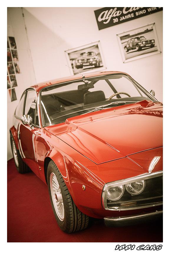 Alfa Romeo GT Junior Zagato - II