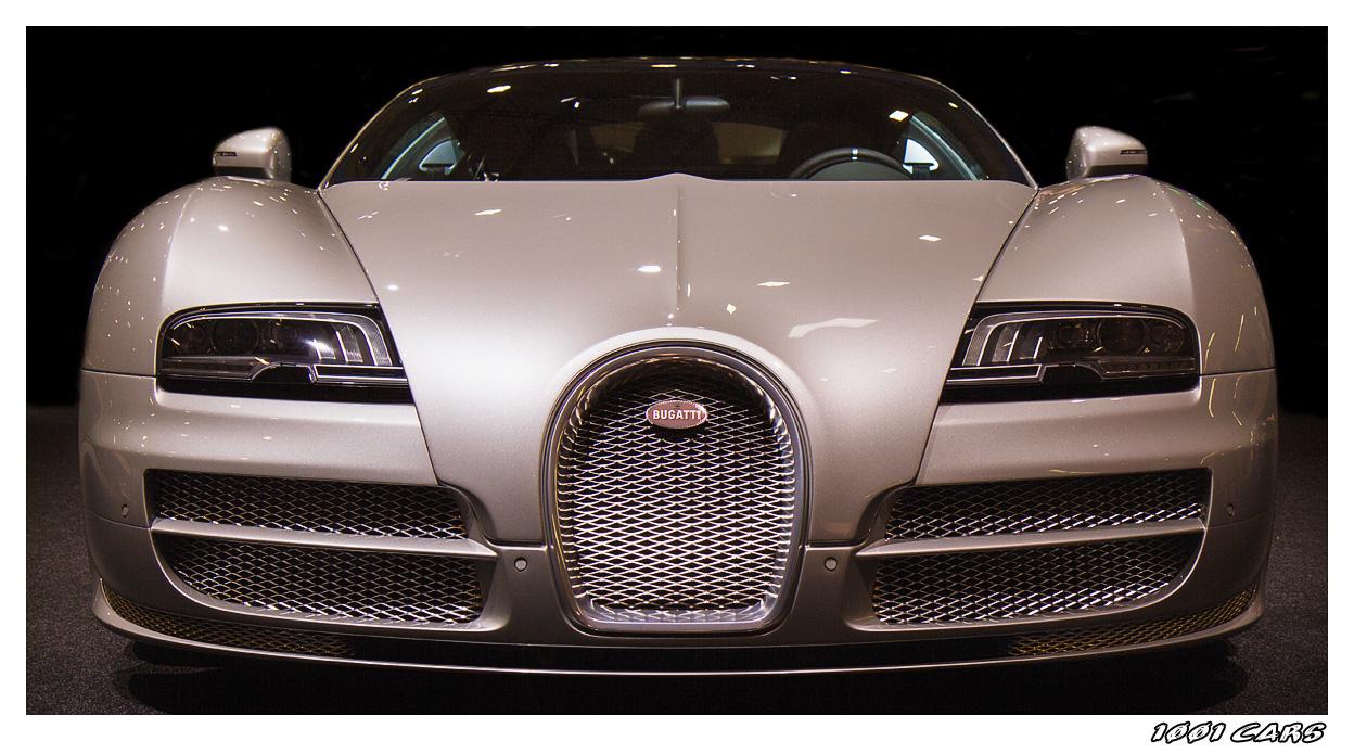 Bugatti Veyron Vitesse - Front