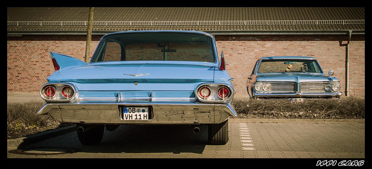 Cadillac and Pontiac