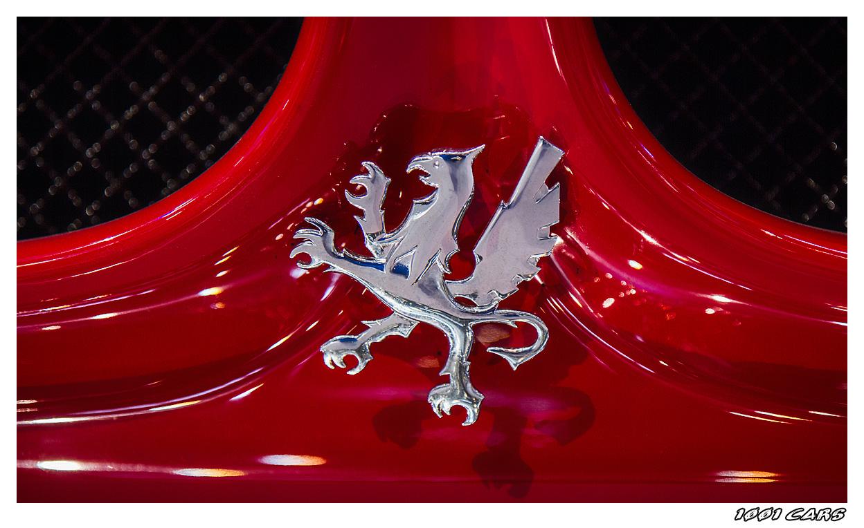 Iso Grifo Baldwin Motion LT1 - Emblem