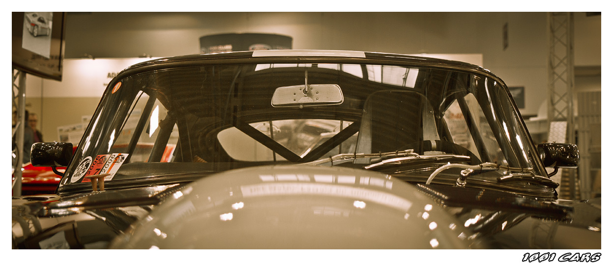 Jaguar E-Type - Mirror