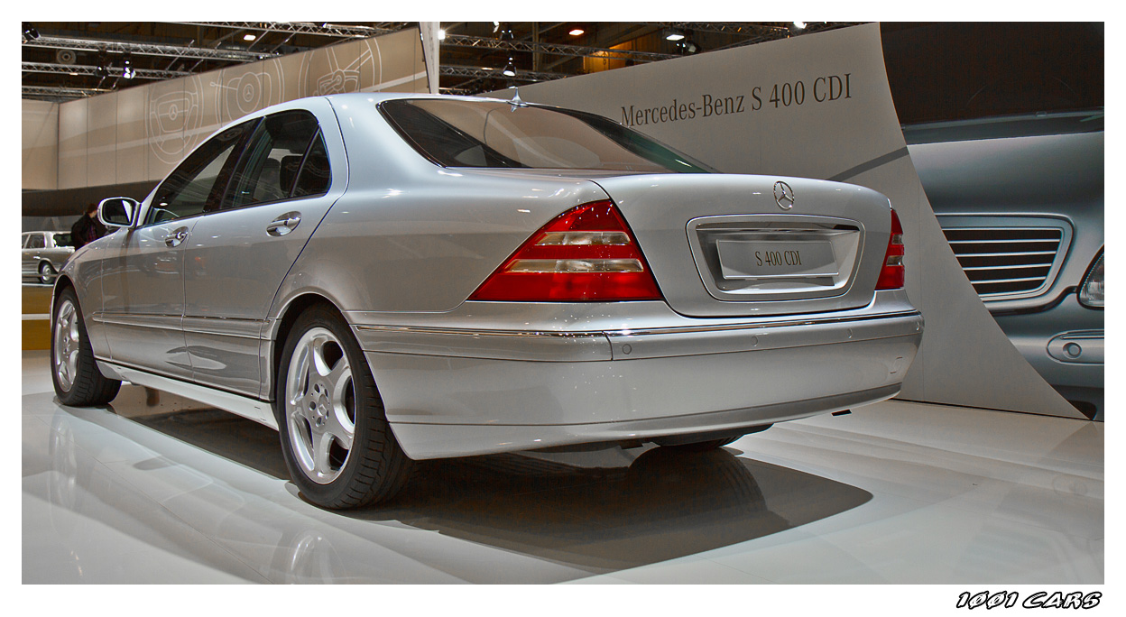 MB S400 CDI