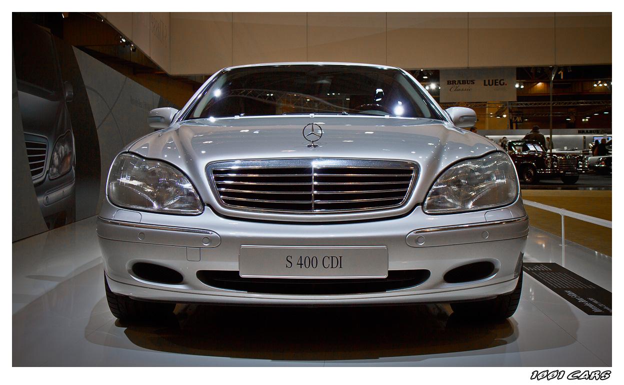 Mercedes Benz S400 CDI
