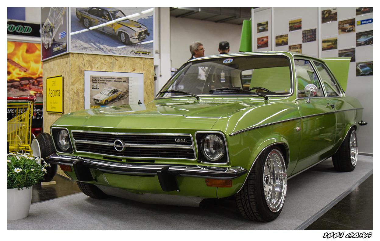Opel Ascona A - I