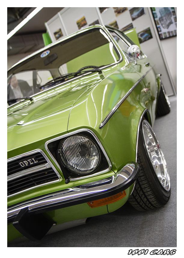 Opel Ascona A - II