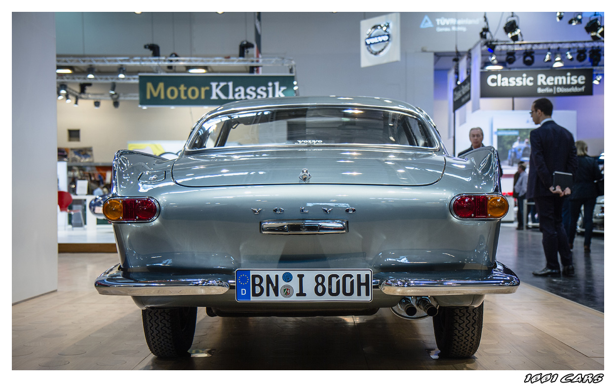 Volvo 1800S - Back