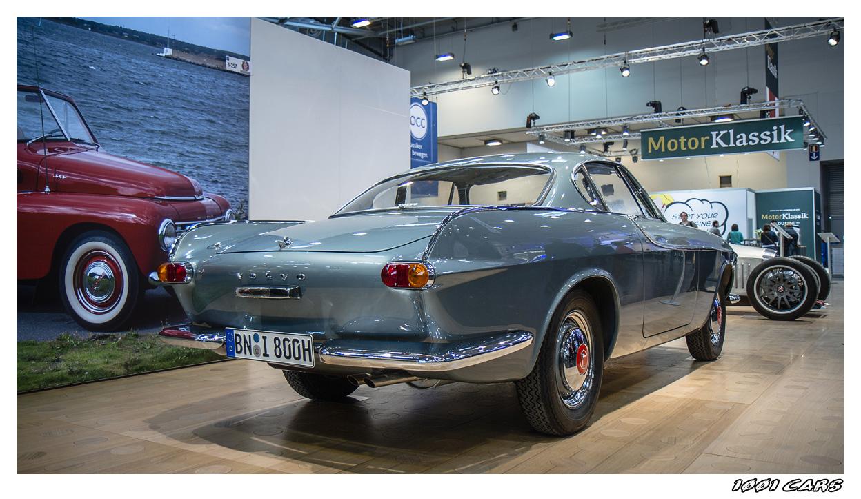 Volvo 1800S - Side