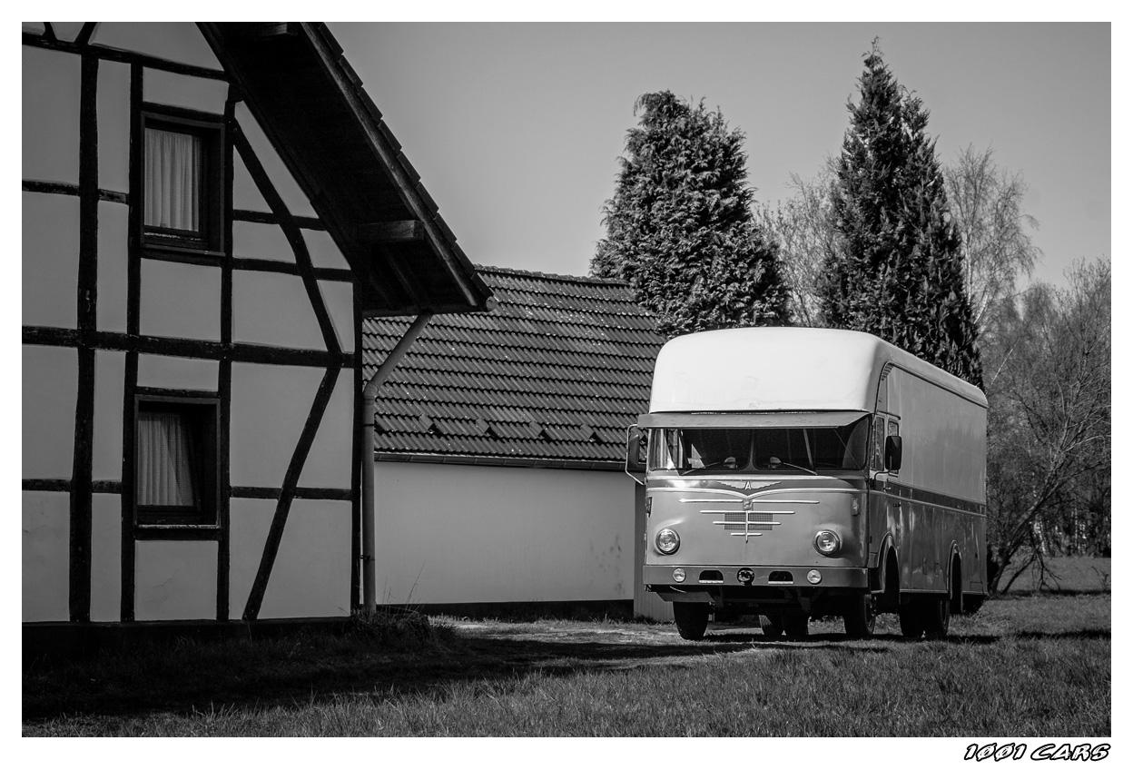 Büssing Möbelwagen - II