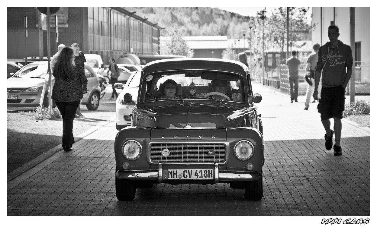 Driving Volvo