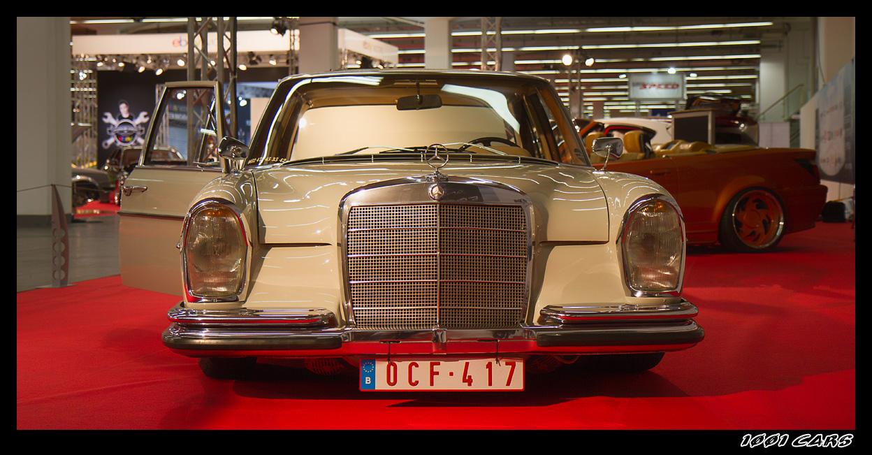 Mercedes Benz W108 - I