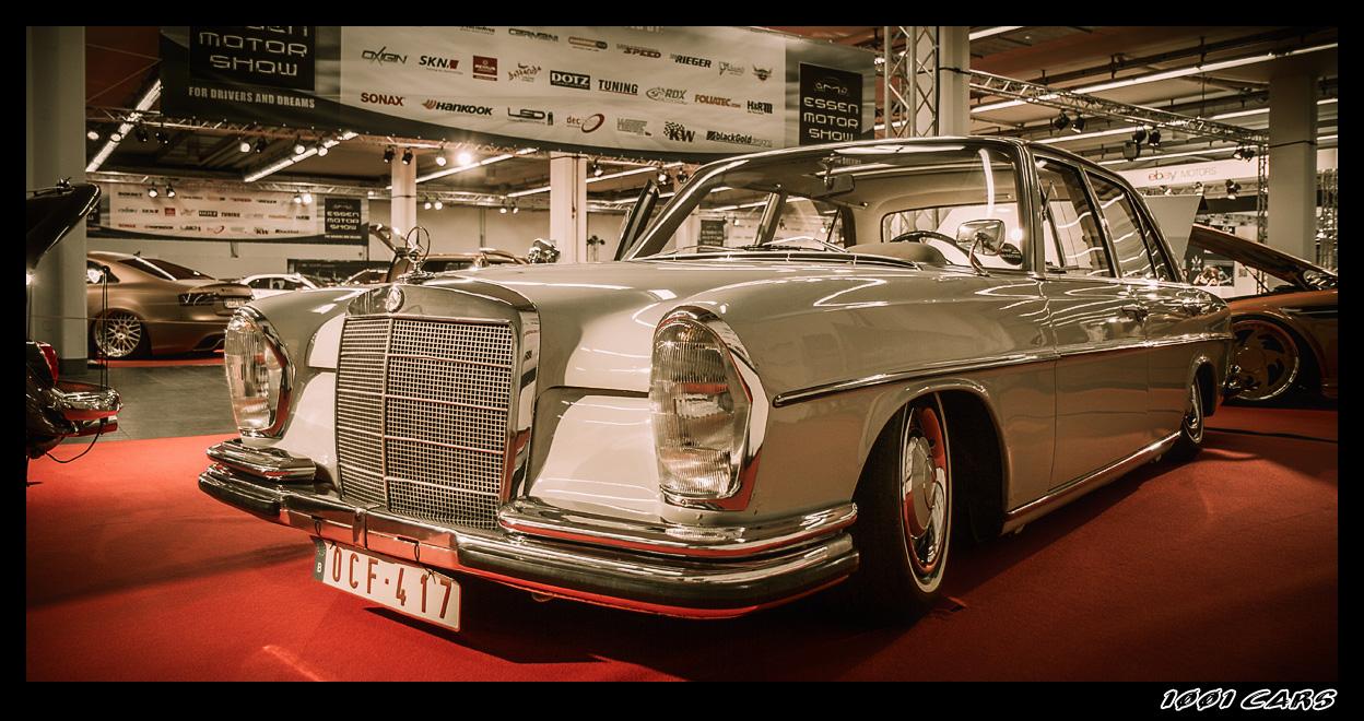 Mercedes Benz W108 - II