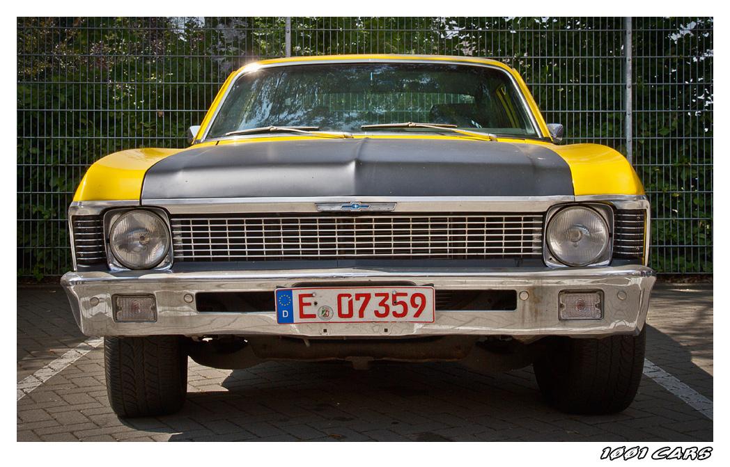 Chevy Nova - I