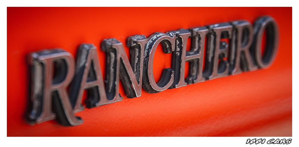 Ranchero Emblem
