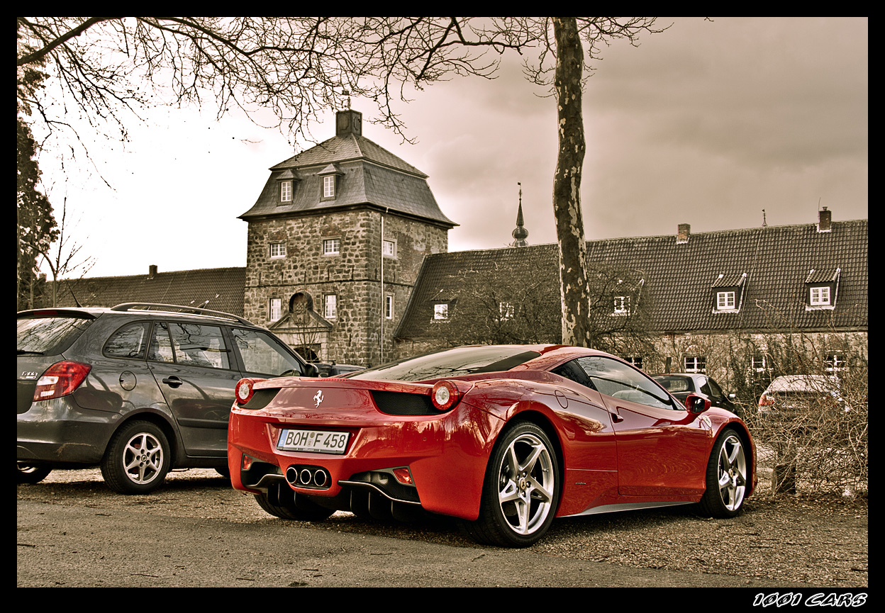 458 - In front of the castle