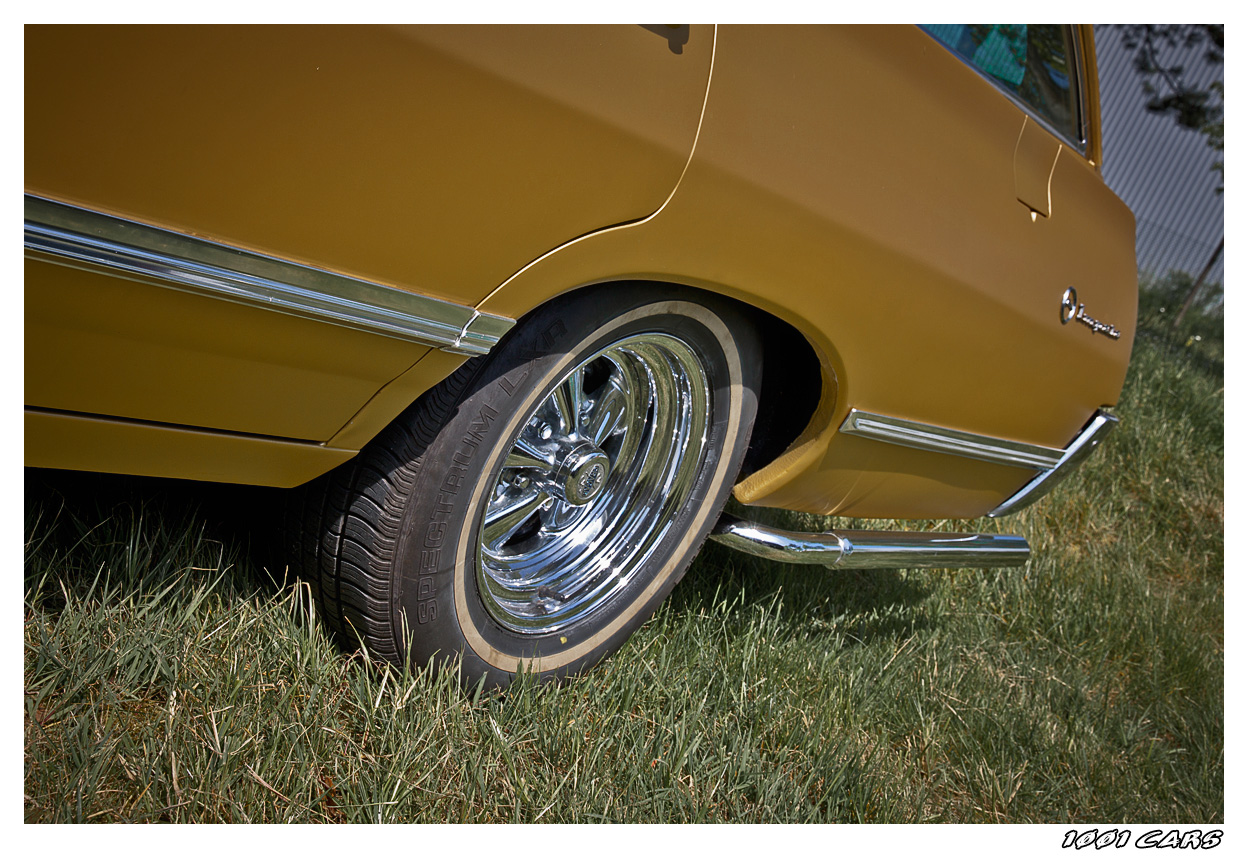 Impala Exhaust
