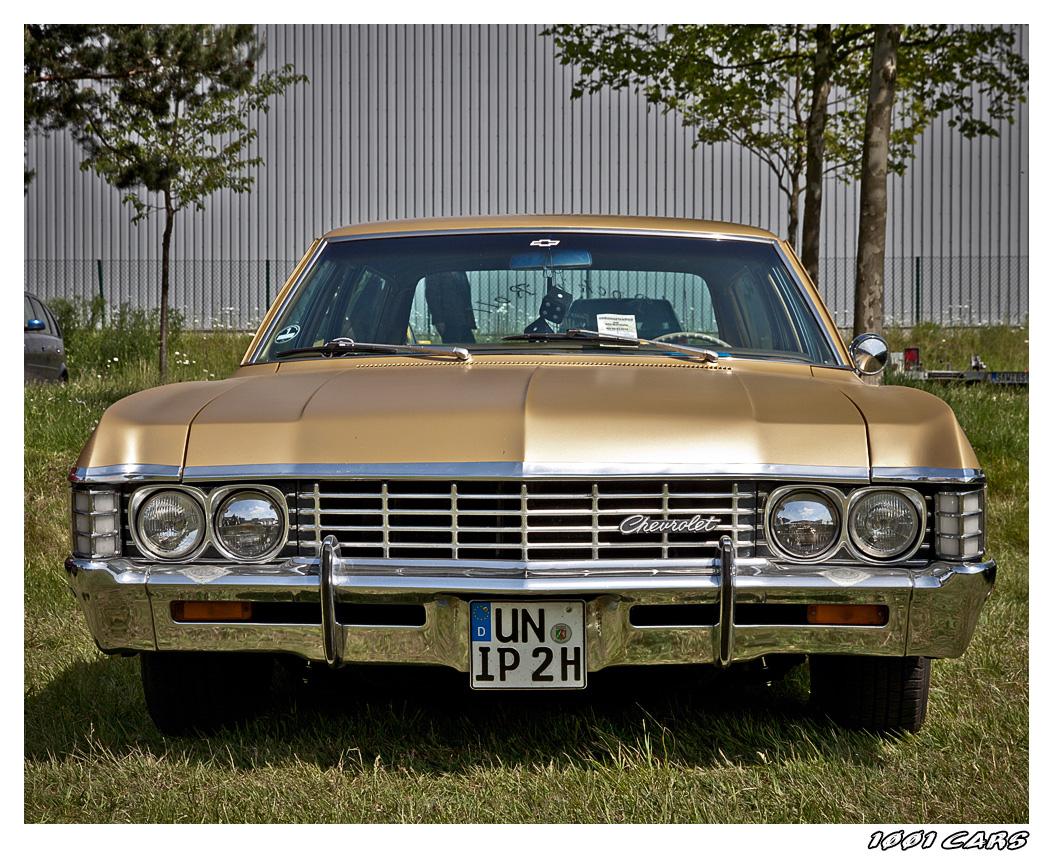 Impala - Front