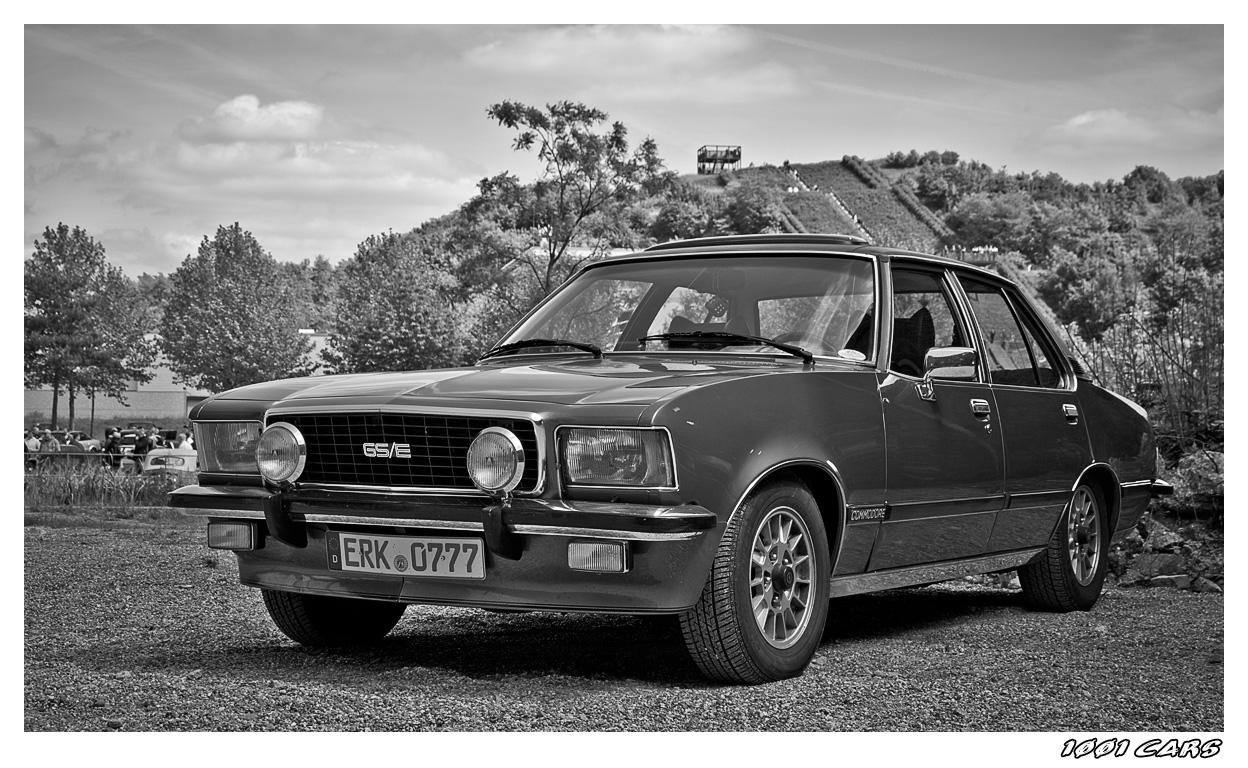 Opel Commodore GSE in SW
