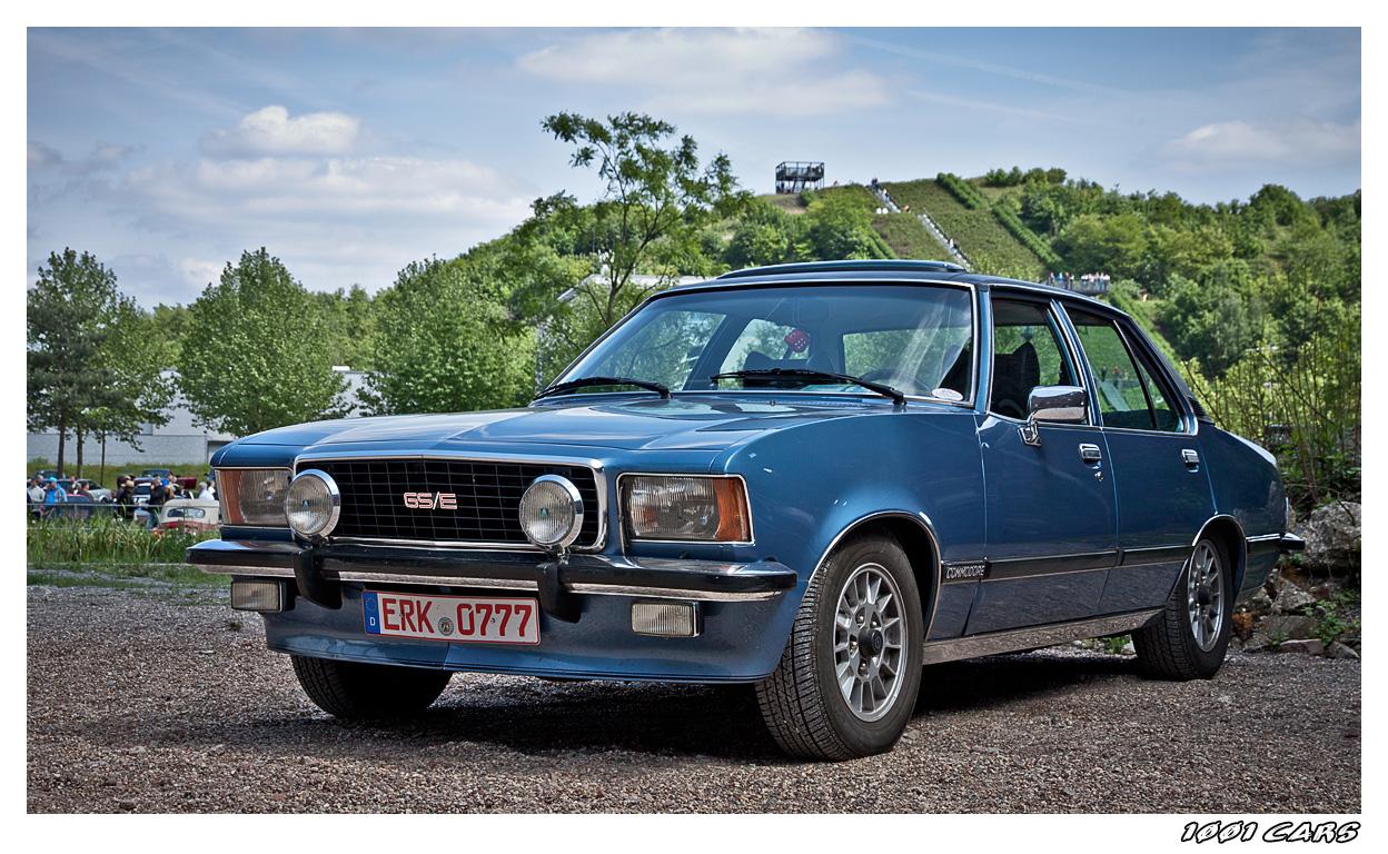 Opel Commodore GSE