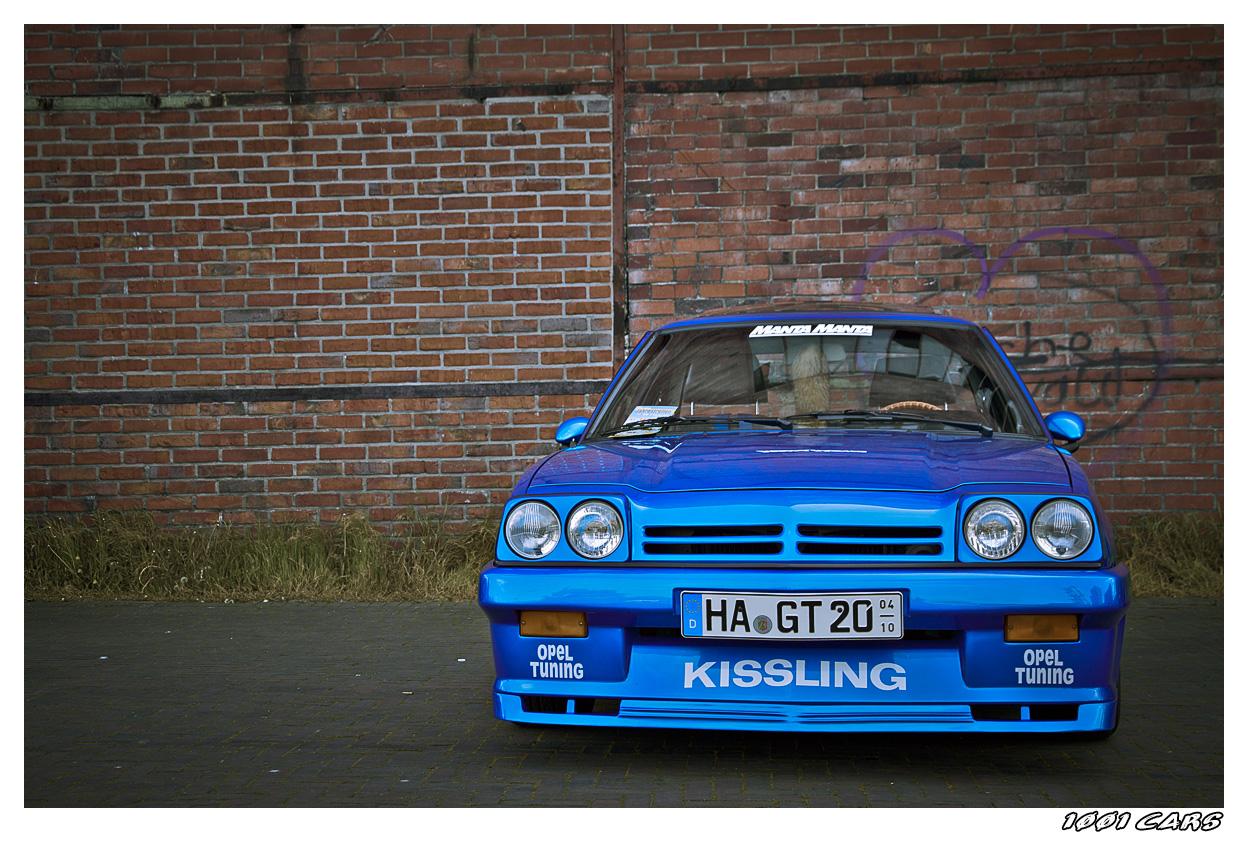 Opel Manta Kissling
