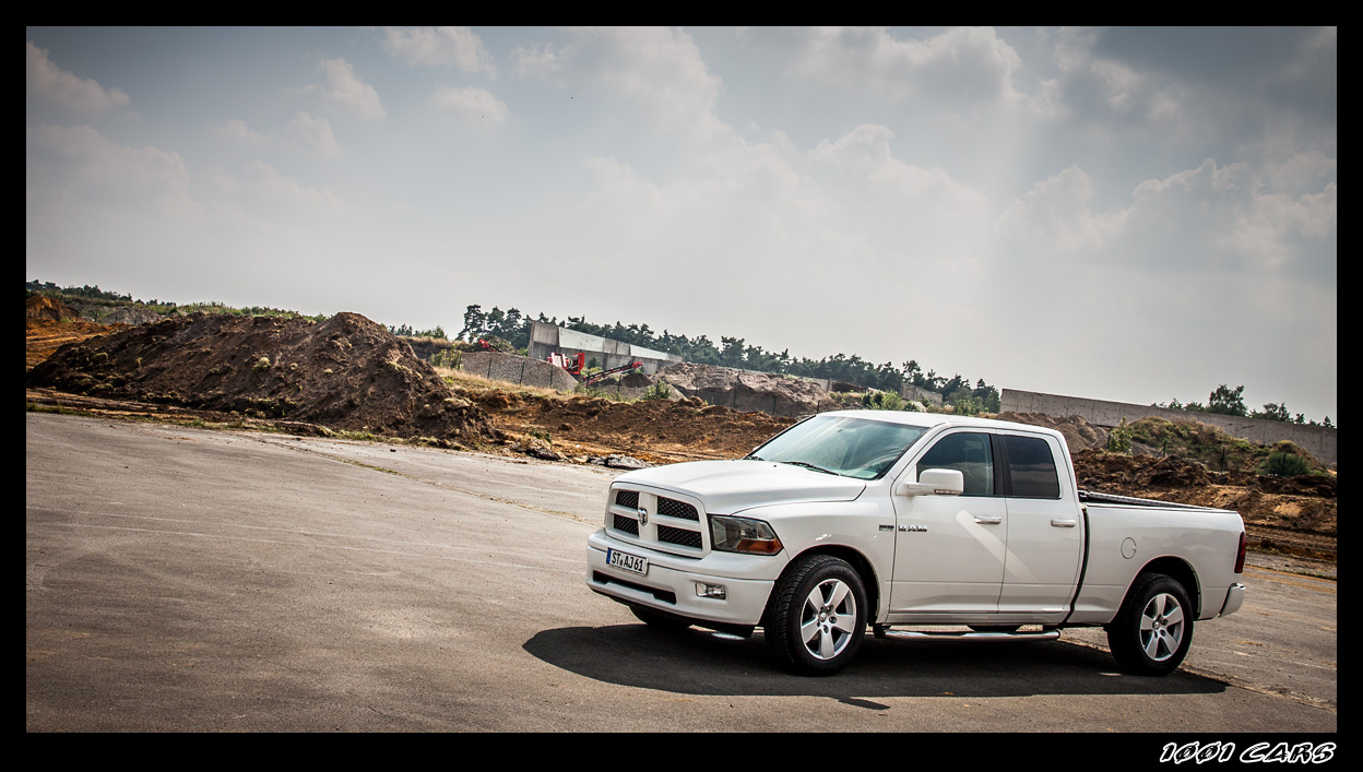 Hemi RAM
