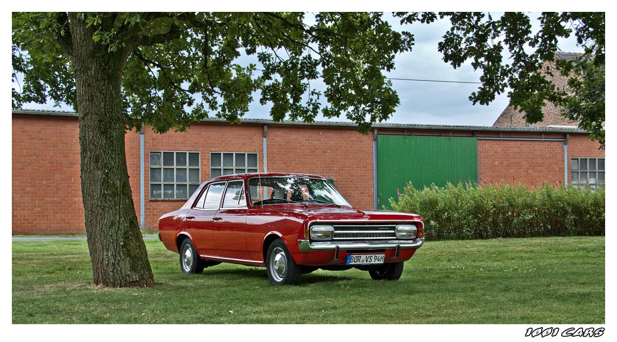 Opel Rekord - II