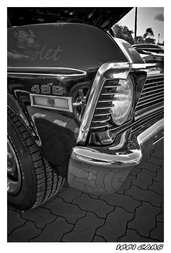 1970 Chevy Nova 496