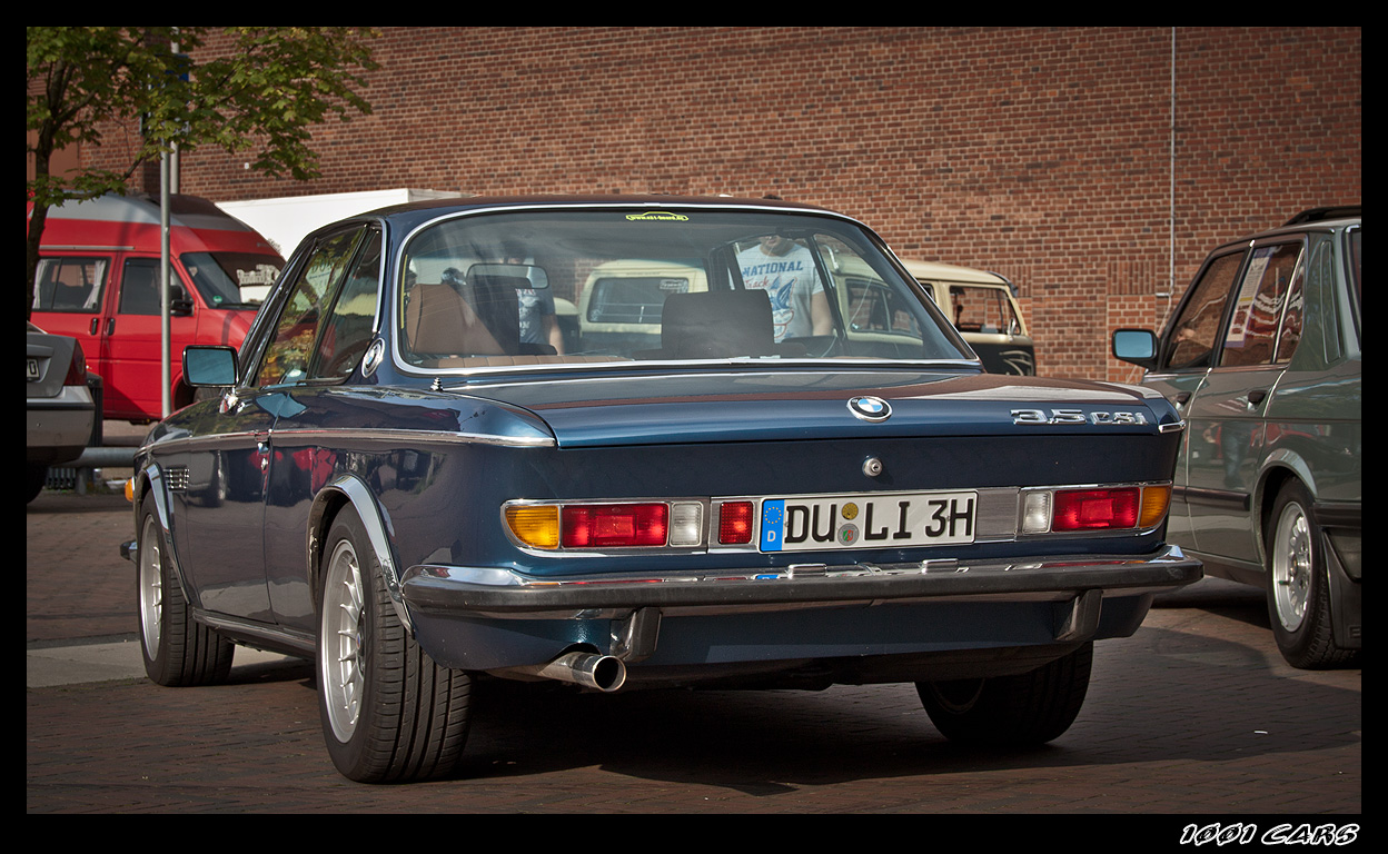 BMW CSi 3.5 - II