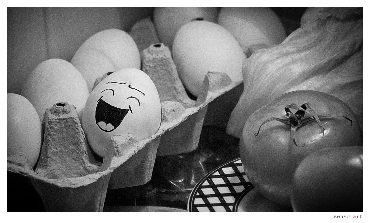 Funny Eggs - II